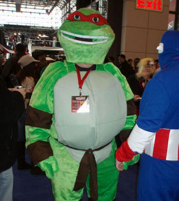 Unsuccessful cosplay outfits (12 pics)