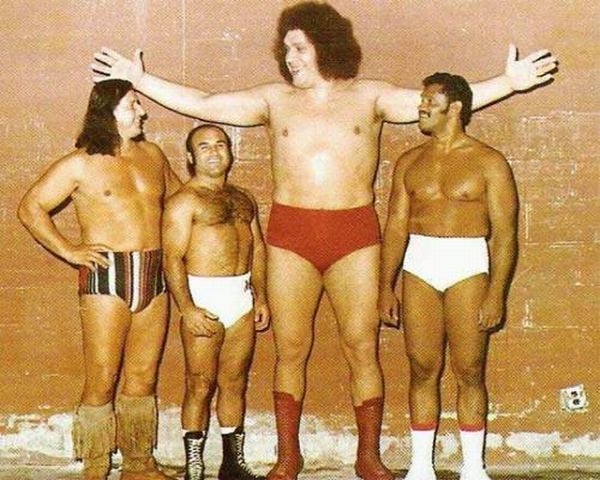 André the Giant (14 pics)