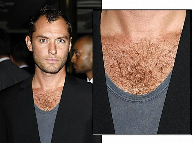 Hairy celebrities (15 pics)