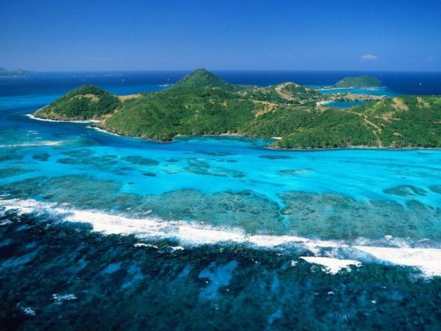Caribbean islands (18 pics)