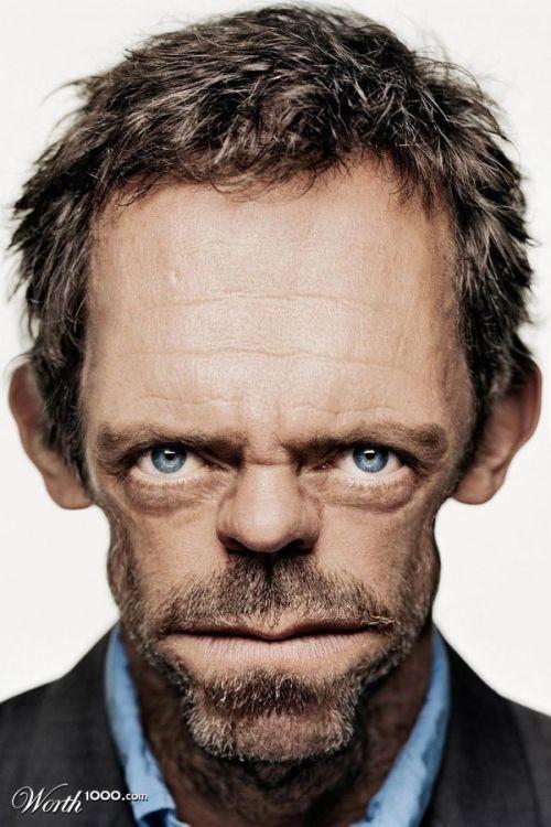 Freakish celebrities (85 pics)