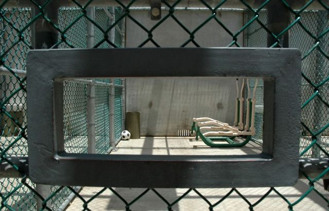 A look inside the Guantánamo Bay Detention Camp (28 pics)