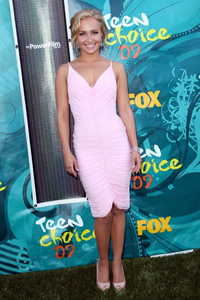 The best girls at 2009 Teen Choice Awards (25 pics)