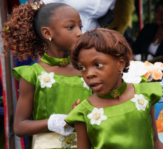 African weddings (20 pics)