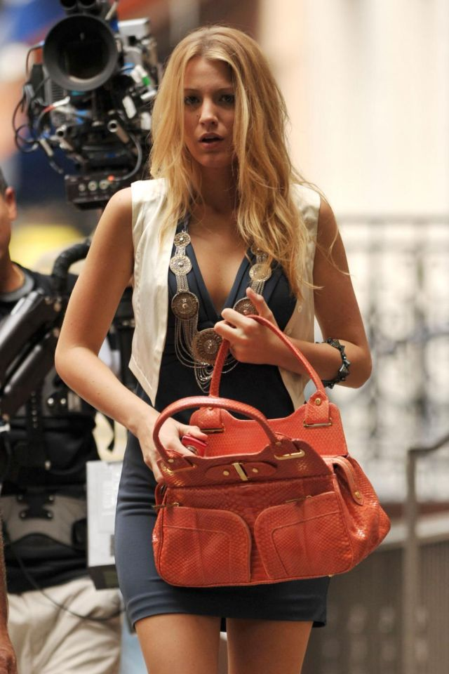 Blake Lively – that is why The Gossip Girl is worth watching it  :) (7 pics)