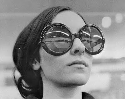 Unusual vintage sun glasses (14 pics)