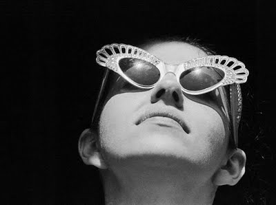 Unusual vintage sun glasses (14 pics)
