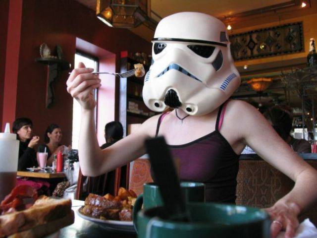 Real Star Wars fans (100 pics)