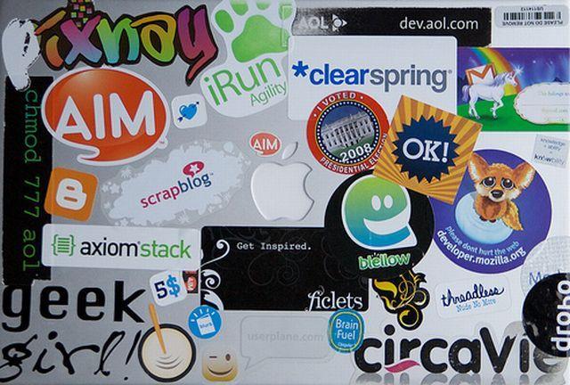 Teens' laptops (50 pics)