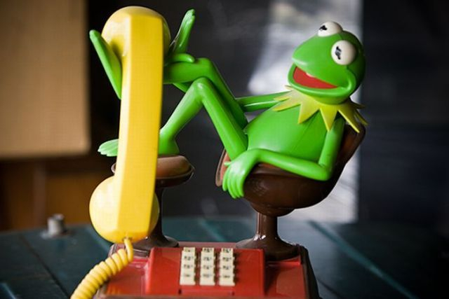 Creative telephones (15 pics)