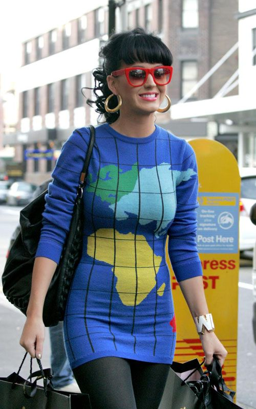 Katy Perry, pretty and funny at the same time (6 pics)
