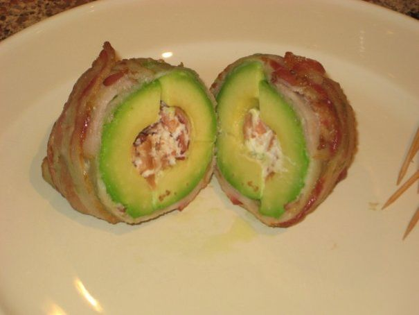 Another creative recipe - The BACONCADO (9 pics)