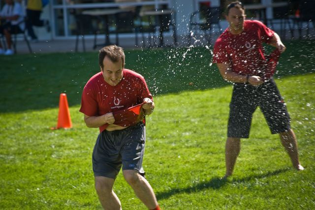 Corporate Games (15 pics)