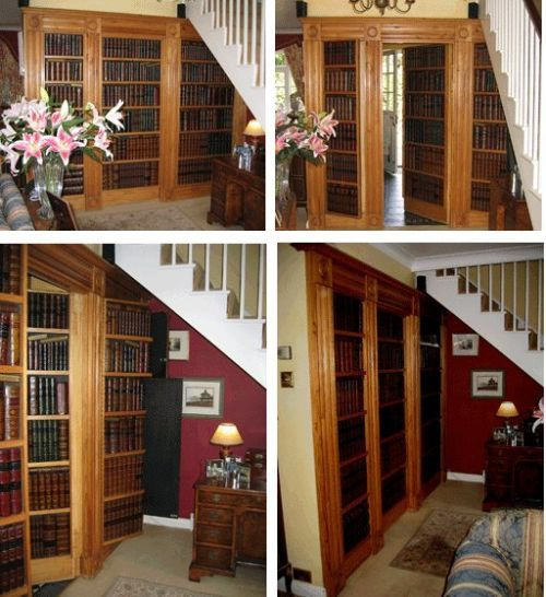 How to organize a secret room in your house (11 pics ...