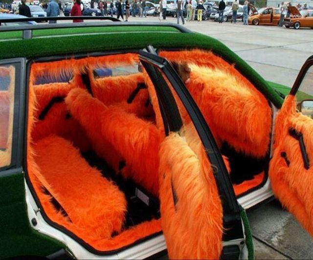 Great pimped car interiors (11 pics)