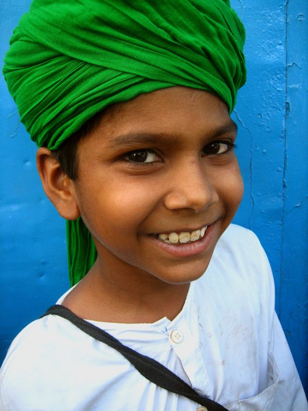 Children of Indian slums (43 pics)