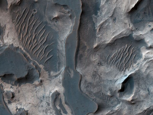 The best photos of Martian landscapes (18 pics)