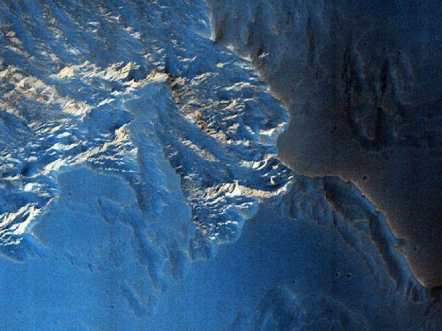 The best photos of Martian landscapes (18 pics)