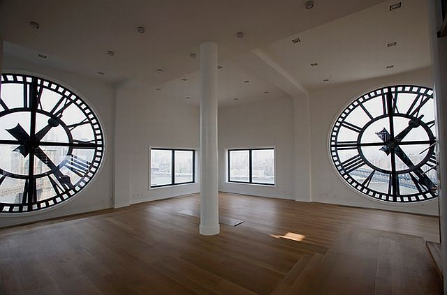 What about a 25 million dollar triplex penthouse apartment in New York ?
