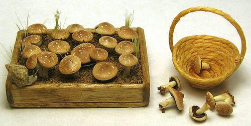 Miniature art  (56 pics)