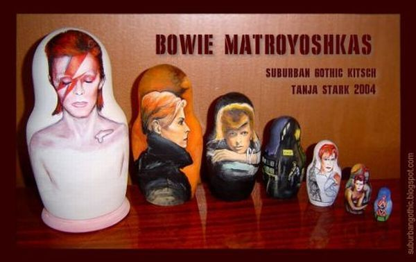Matryoshka dolls can be different (22 pics)