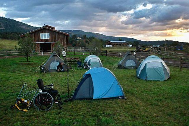Rehabilitation program for the US veterans (17 pics)