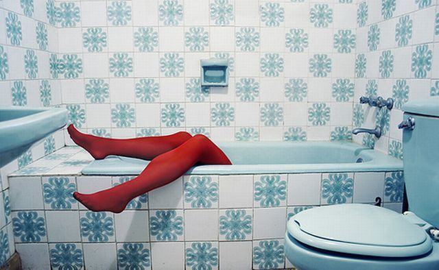 The best pictures of bathrooms (32 pics)