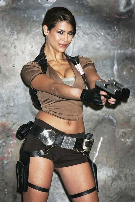 Laras Crofts (11 pics)