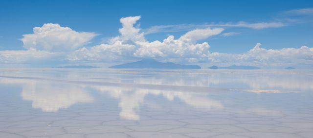 "The biggest Earth's ""mirror"" (25 pics)"