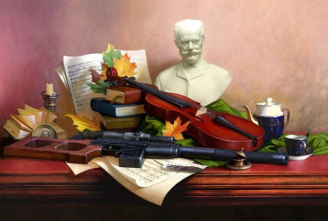 Great still life artwork (11 pics)