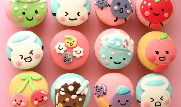 Creative cupcakes. Cool! (15 pics)