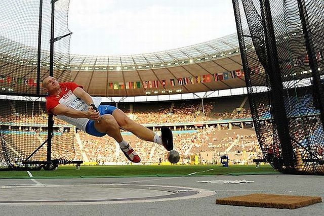 World Championships in Athletics in Berlin (48 pics)