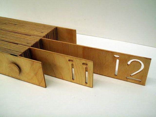 Very unusual calendar (5 pics)