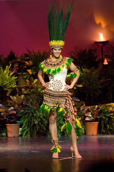 National Costumes At Miss Universe 2009 50 Pics