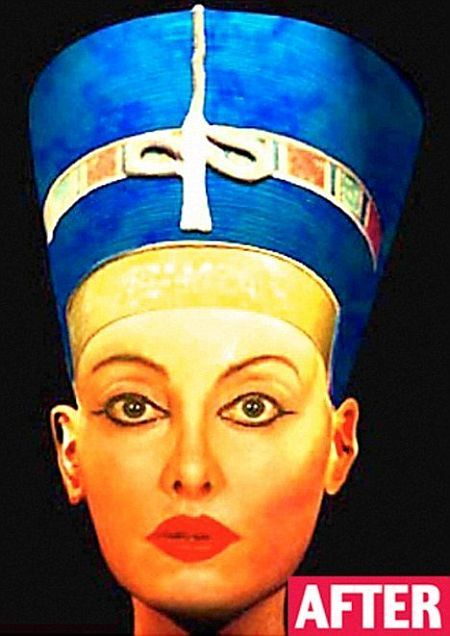 "New ""Queen Nefertiti"" (5 pics)"