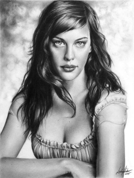 Another set of pencil drawings (40 pics)