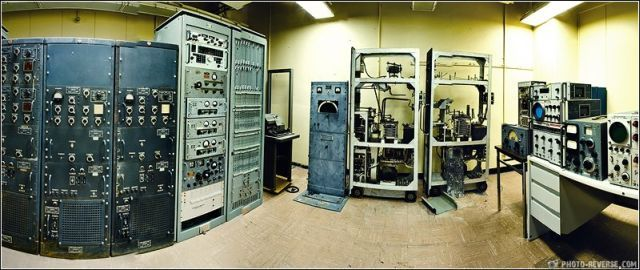 Canadian Diefenbunker from the 60's (20 pics)