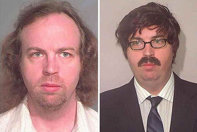 People arrested in costumes! (10 pics)