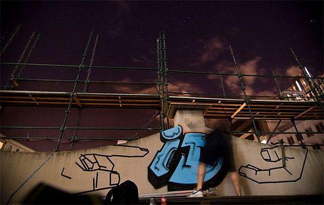 Street art from Buff Diss (31 pics)
