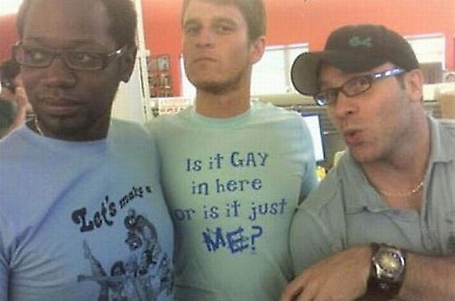 Do you know what said the last T-shirt you put on? (39 pics)