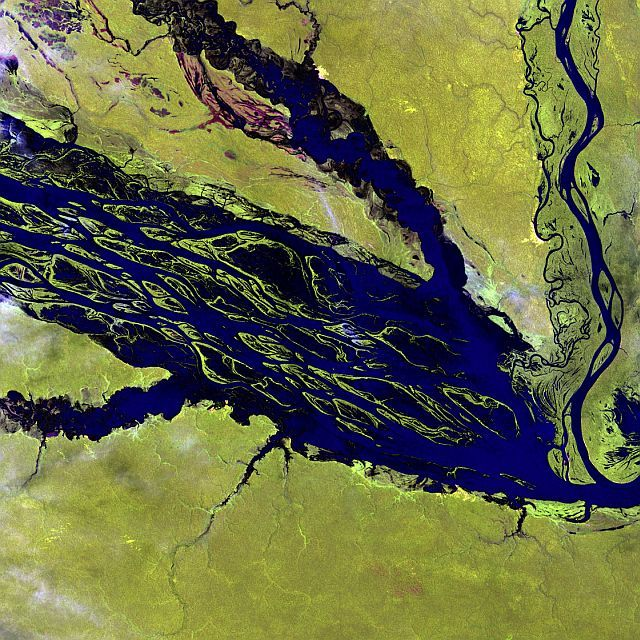 The most beautiful satellite pictures of Earth (59 pics)