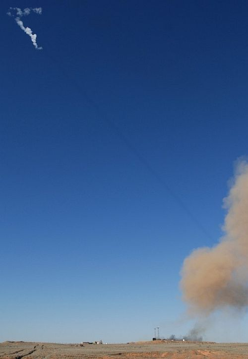 Rocket launch (15 pics)