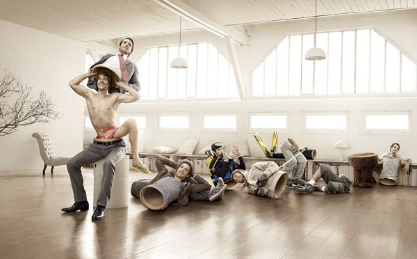 Creative works of photographer and designer Romain Laurent  (23 pics)