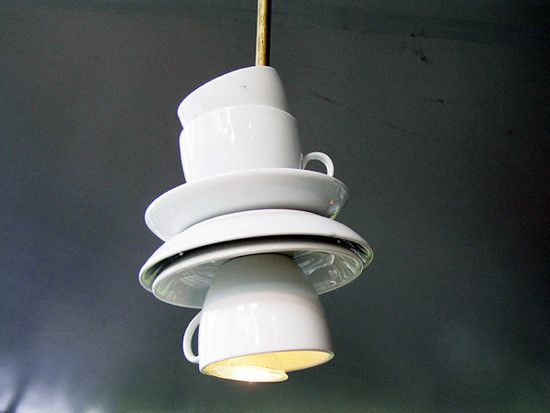 Different kinds of unusual lamps (20 pics)