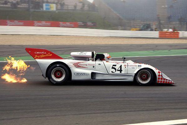 Oldtimer-Grand-Prix (20 pics)