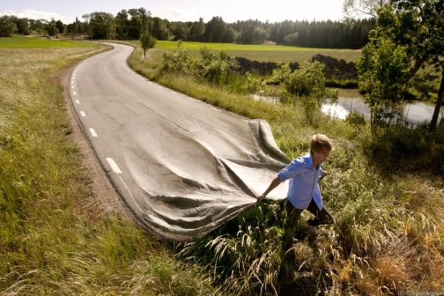 Amazing pictures by Erik Johansson (29 pics)