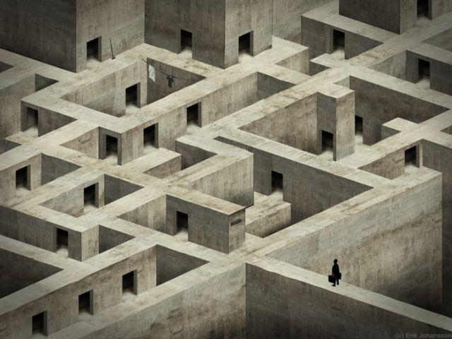 Amazing pictures by Erik Johansson (29 pics)