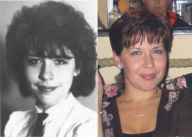 20 years later ... (18 pics)