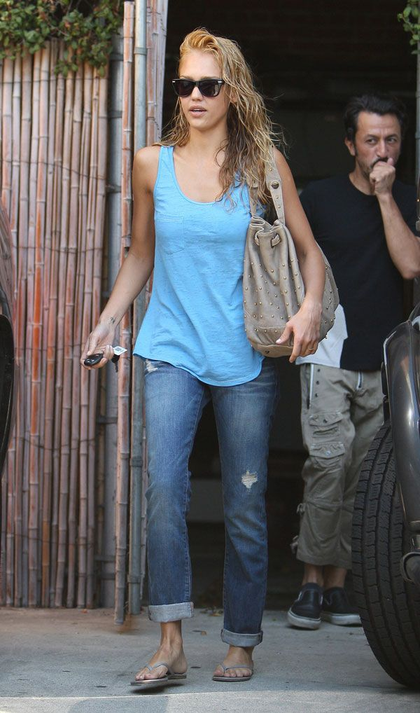 Jessica Alba (9 pics)