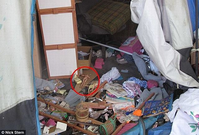 Photos of the place where Jaycee Lee Dugard was forced to live for 18 years (19 pics)